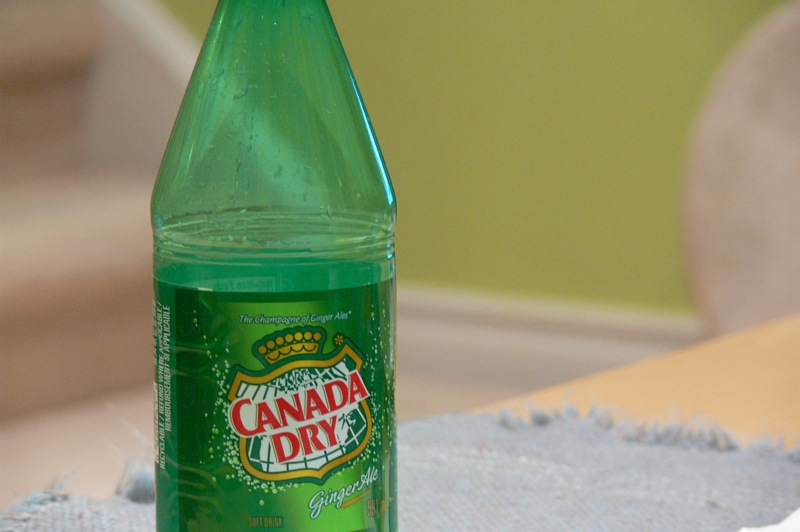 The Ginger Ale Authority is back