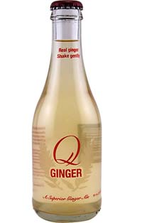 Q Ginger Ale Review