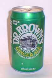 Dr. Brown's Ginger Ale Review
