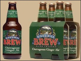 ginger ale review Natural Brew