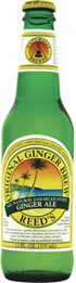 ginger ale review Reed's Original ginger brew