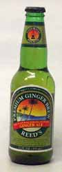 Reed's Premium Ginger Brew Ginger Ale Review