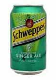 ginger ale review Schweppes