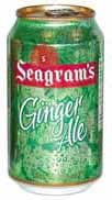 ginger ale review Seagrams
