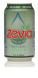ginger ale review zevia natural stevia
