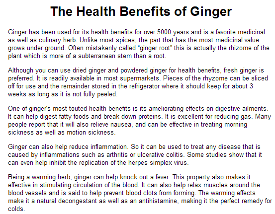 health benefits ginger ale authority nutrition